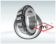 High temperature tapered roller bearings